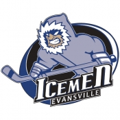 Evansville IceMen Logo