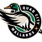 Quad City Mallards Log